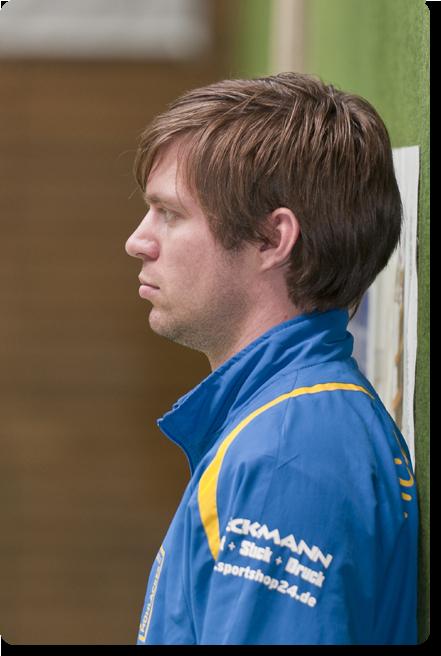 Christian Jaehdeke konnte aufgrund einer Verletzung leider nicht mitspielen.